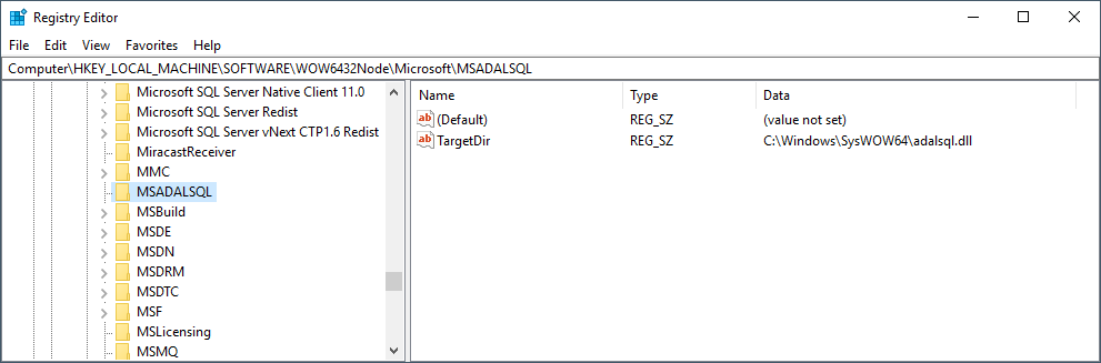PowerShell – Fix Unable to load adalsql dll exception – itsallinthecode